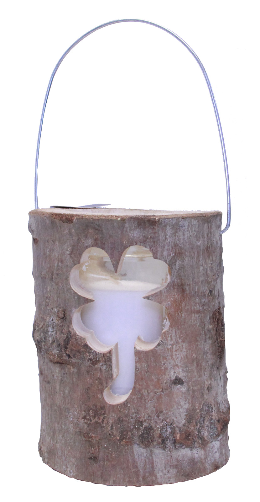 holzlaterne deko lampe laterne wood deco lamp glaseinsatz kerze. Black Bedroom Furniture Sets. Home Design Ideas